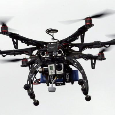 Impone SCT restricciones y condicionantes para el uso de drones en México