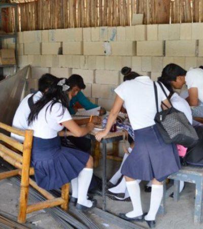 Sin sanción, maestro de Bachilleres acusado de acoso sexual en Bacalar