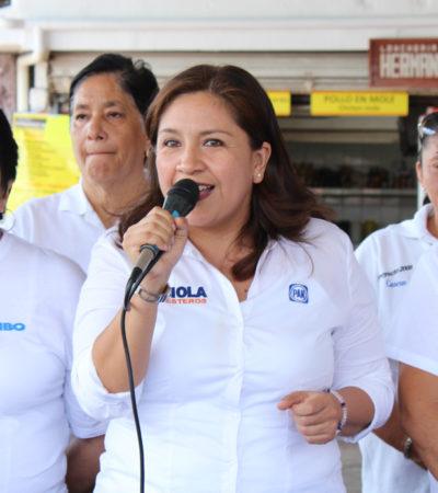 EL ÉXITO DEL TURISMO NO ES PARA TODOS: Fabiola Ballesteros inicia campaña en Cozumel en busca de la diputación del Distrito 01