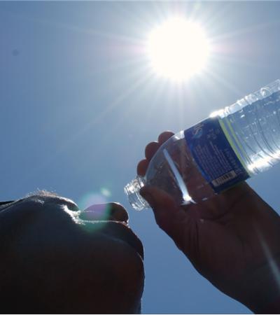 EL DÍA MÁS CALIENTE DEL AÑO: Reportan temperatura de 45 grados en Chetumal y Bacalar