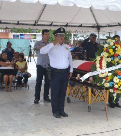 Fallece policía baleado en una comunidad de Felipe Carrillo Puerto