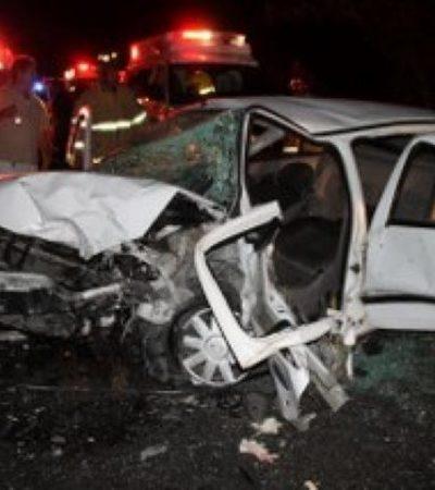 VACACIONES SE TIÑEN DE ROJO: Recuento de accidentes y fallecidos durante el puente de Semana Santa en Cancún