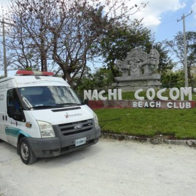 Fallece por infarto turista canadiense mientras buceaba en Cozumel