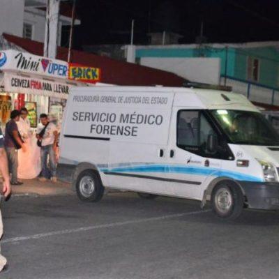 Detiene Procuraduría a presunto asesino de joven comerciante en Chetumal