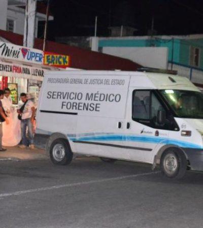 CRECIENTE INSEGURIDAD EN CHETUMAL: Asalto y asesinato en minisuper confirma avance de la delincuencia en OPB