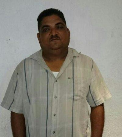 Detienen a narcomenudista con más de 100 dosis de droga en Cancún