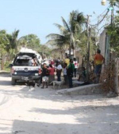 TRAGEDIA EN LA COLONIA 'LA ESPERANZA': Muere niño de 6 años atropellado por una pipa