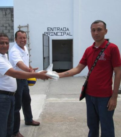 Por pasarse de 'generoso' con los reos, destituyen a alcaide de la cárcel de Cozumel