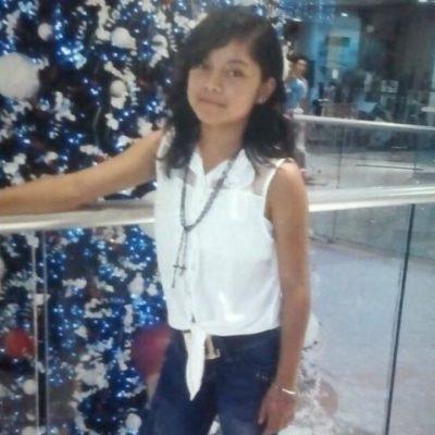 Reportan en Tulum a otra menor de 12 años desaparecida