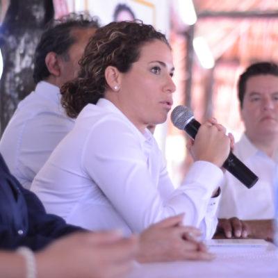 DIFUNDE IRIS MORA PLATAFORMA POLÍTICA: Publica en su página de internet los cuatro ejes programáticos de su campaña.