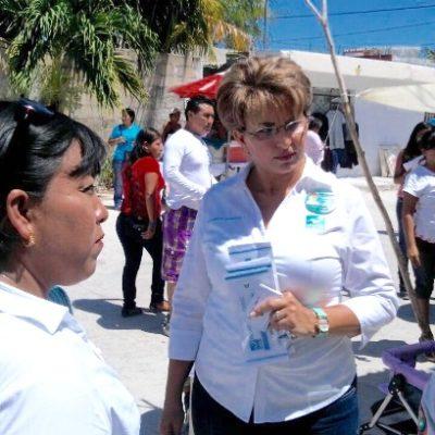 PROMETER NO EMPOBRECE…: Propone Krinagemma Rodríguez duplicar el salario mínimo hasta 136.56 pesos
