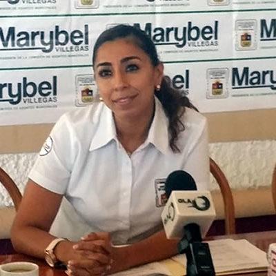 No convence a diputada priista reforma electoral; pide Marybel Villegas se respeten espacios para mujeres