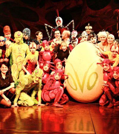 EL NEGOCIO DE LA MAGIA: Venden el Cirque du Soleil a un consorcio de China y EU