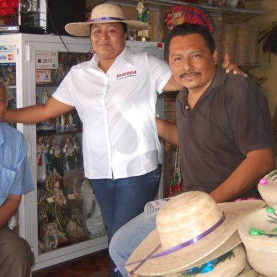 Rescate al campo y fomento al consumo interno para los productos mexicanos, misión de Norma Solano