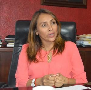 Niega Paula González rumores de que intentarán privatizar CAPA también en el sur de QR