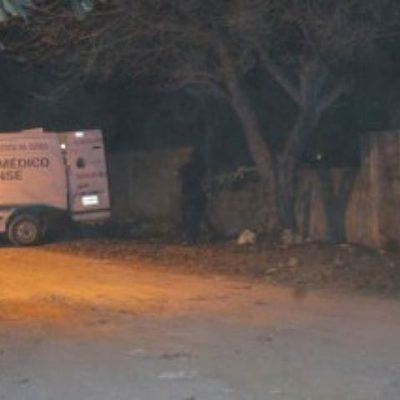 Encuentran cuerpo putrefacto de un joven en el interior de un pozo en Cancún