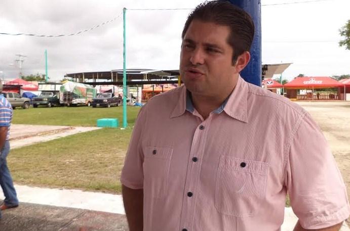 El Secretario General del Ayuntamiento capitalino, Jorge Aguilar Cheluja.