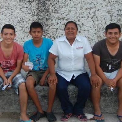 Alto al despojo de los recursos naturales de los mexicanos: Norma Solano