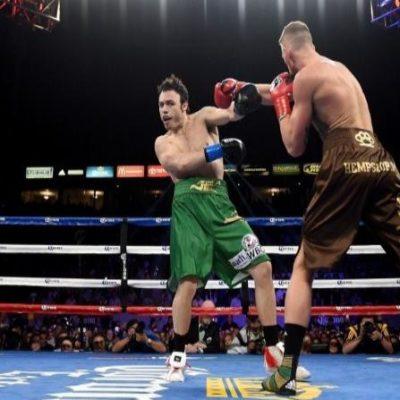 LA PENOSA DERROTA DE CHÁVEZ JR: Después de 13 meses de inactividad, el mexicano regresó al ring para ser apaleado por un polaco