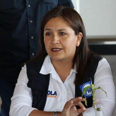 Subir el salario para cubrir las necesidades básicas de una familia, compromiso de Fabiola Ballesteros