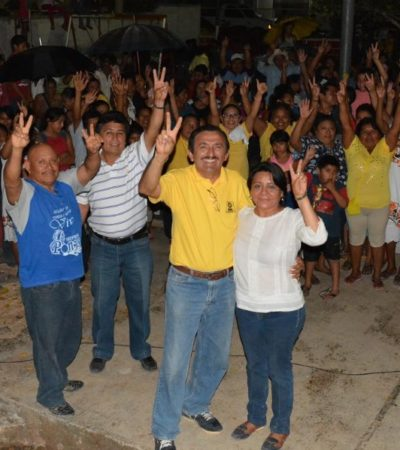 """""""NO LEVANTARÉ LA MANO EN CONTRA DE MI PUEBLO"""": Domingo Flota truena contra los 'diputados traidores' que tras pedir el voto olvidan sus promesas"""