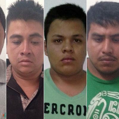 PEGAN A SECUESTRADORES EN QR Y GUERRERO: Rescatan a una joven plagiada en la Ruta 4 y detienen a 8 presuntos involucrados en 2 estados