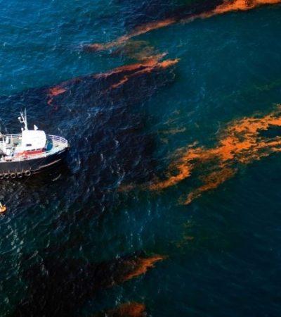 Indemnizaría British Petroleum a más de 25 mil pescadores, de los cuales 2 mil son de Yucatán y QR