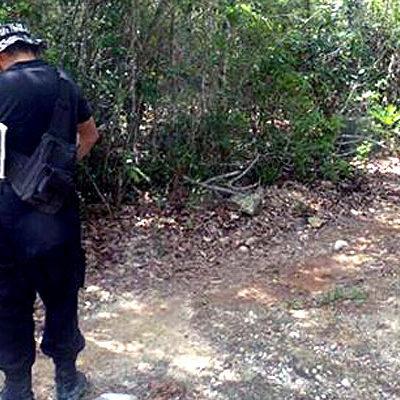 EJECUTAN A UN HOMBRE EN CAMINO A MAHAHUAL: Zopilotes permitieron hallar el cadáver con manos amarradas y disparos