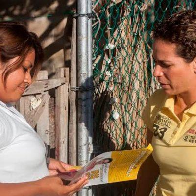 PUGNARÁ IRIS MORA POR SALARIOS DIGNOS: Legislará para elevar el poder adquisitivo de las familias, dice