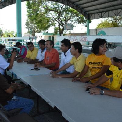 Daremos batalla para cambiar el destino del país y el estado: Domingo Flota