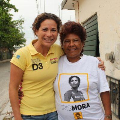 Privilegiará Iris Mora el combate a la pobreza y la generación de empleos