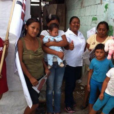 Morena propone oficializar apoyos a jefas de familia