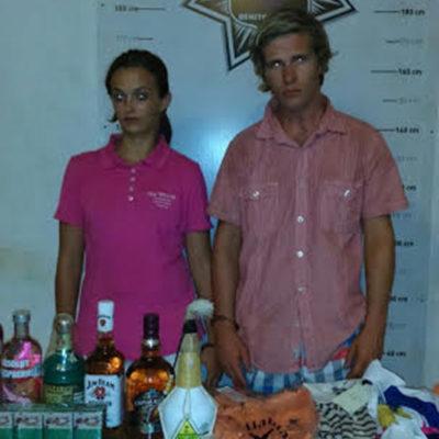 Extranjeros detenidos por estafa en Cancún ingresaron a México ilegalmente; tenían pasaportes presuntamente falsos