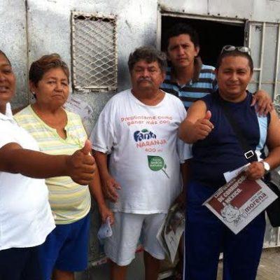 Luchará Morena contra la exclusión, la pobreza, la desigualdad: Norma Solano