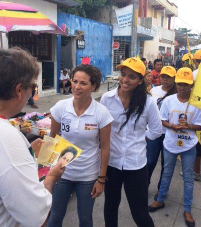 Propone Iris Mora garantías para mejorar servicio de internet en espacios públicos