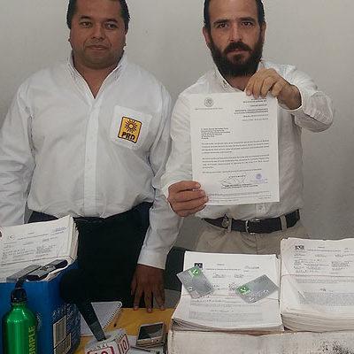 ARRINCONAN AL PVEM EN CANCÚN: Prevé PRD revocar fórmula Remberto-Machuca; pide PAN castigar delitos en la entrega de despensas