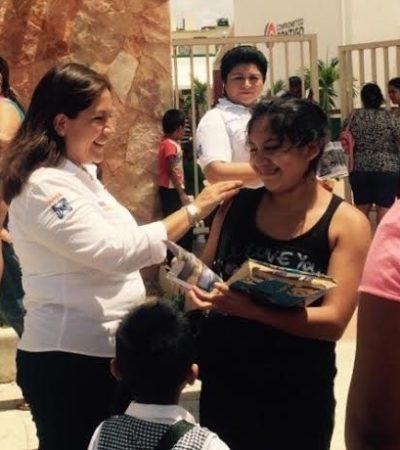 Mayores apoyos a las mujeres trabajadoras: Fabiola Ballesteros