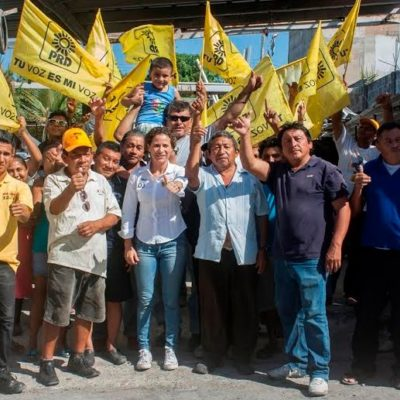 GARANTÍAS PARA EMPLEOS DIGNOS Y BIEN REMUNERADOS: Impulsará Iris Mora iniciativas de beneficio a trabajadores