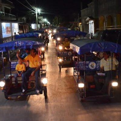 Domingo Flota pide un voto razonado a sus paisanos de la Zona Maya