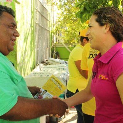 MEJORES SALARIOS Y MAYOR SEGURIDAD LABORAL: Legislará Iris Mora para que sueldos sean decorosos para la subsistencia