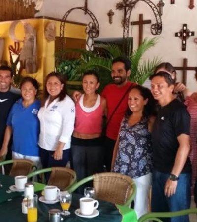 Buscará Fabiola Ballesteros mayores apoyos para la promoción del deporte