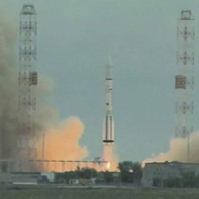 PIERDE MÉXICO NUEVO SATÉLITE: Tras lanzamiento, una falla en el cohete hace fracasar la misión del 'Centenario'