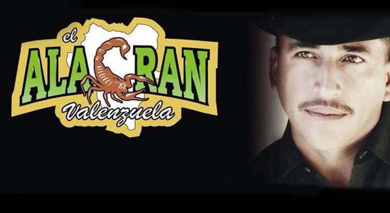 Por violar a una menor de 13 años, detienen a 'El Alacrán' Valenzuela, cantante de música ranchera