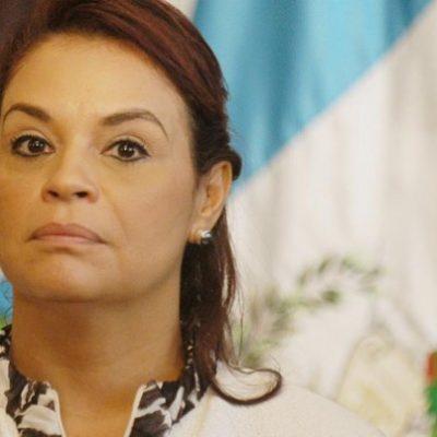 GUATEMALA PONE EJEMPLO: Renuncia vicepresidenta Roxana Baldetti investigada por casos de corrupción