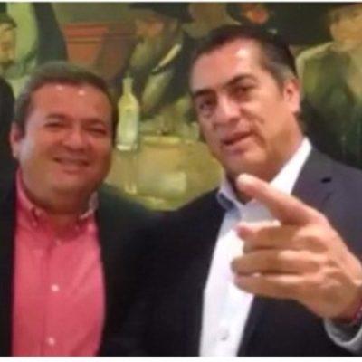 SE MONTA MORCILLO EN 'EL BRONCO': Candidato independiente en NL recomienda votar por Andrés Ruiz