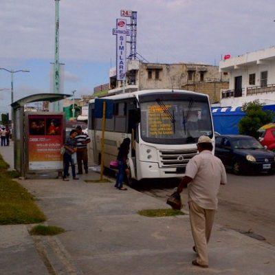 Entrará nueva empresa de transporte urbano a Chetumal; cocinan concesión, adelantan