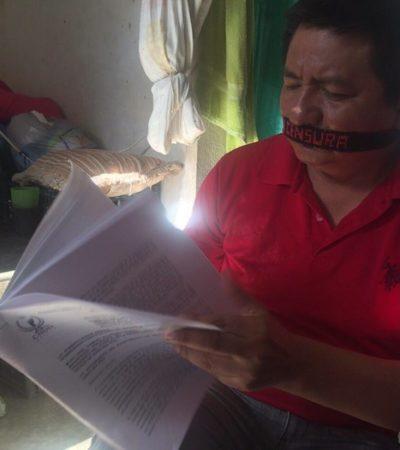 Rompeolas: Cambio de Juez, pero mismas 'chicanadas' contra Pedro Canché