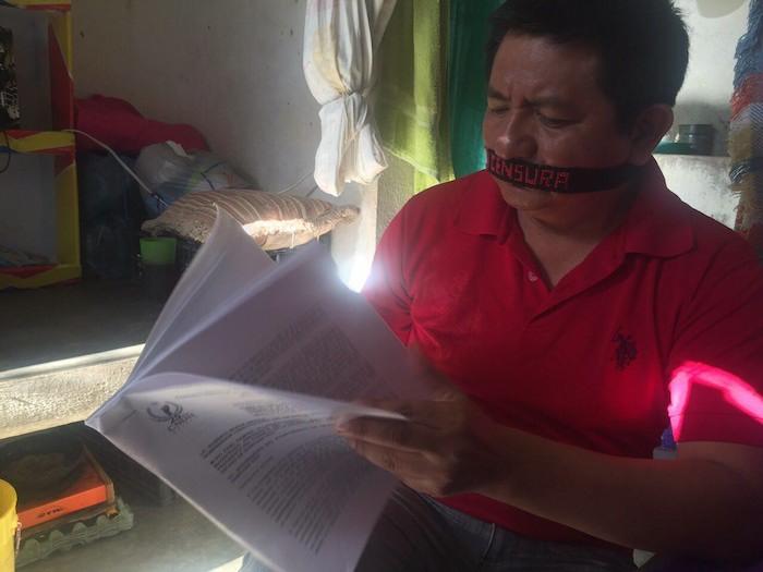 'SABOTEAN' LIBERTAD DE CANCHÉ: Pospone juez audiencia para decidir la suerte del periodista y activista maya en prisión en FCP