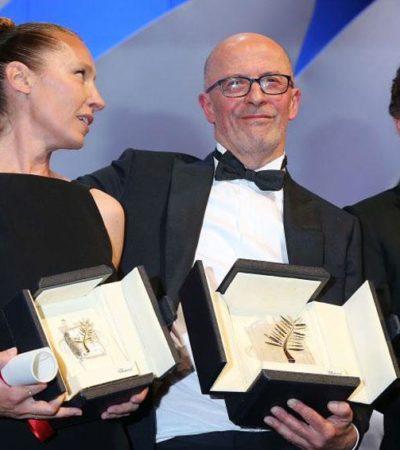 Con una historia de amor, violencia y migración, el francés Jacques Audiard gana la Palma de Oro en Cannes
