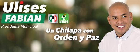 MÁS VIOLENCIA EN GUERRERO: Asesinan a Ulises Fabián Quiroz, candidato del PRI-PVEM a la Alcaldía de Chilapa